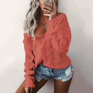 Paola Knitting Sweater