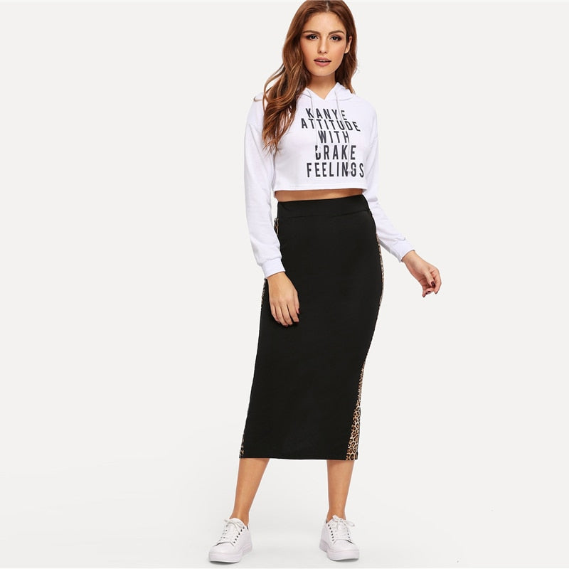 Gianna Pencil Skirt