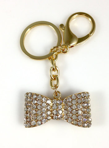 Bow Key Chain