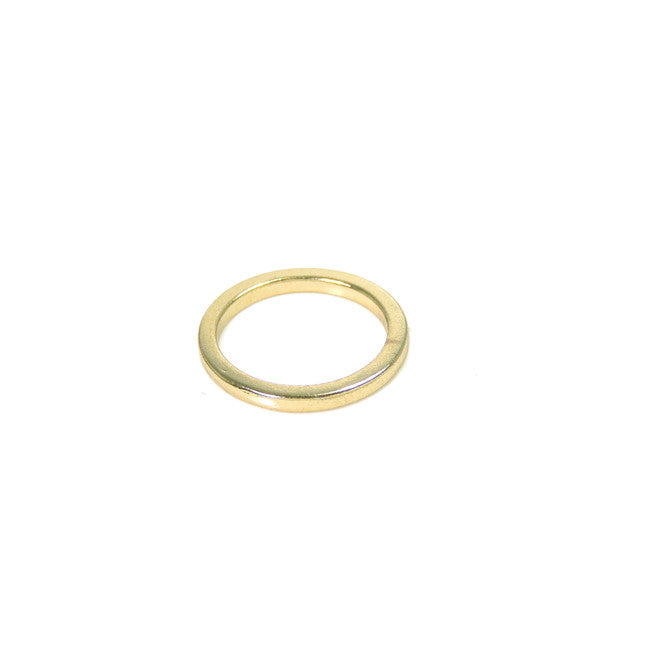 Plain Band Midi Ring