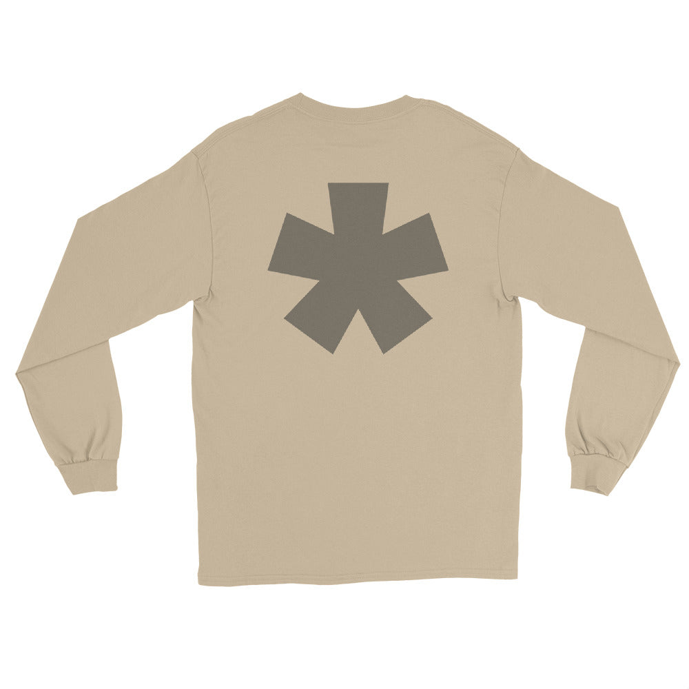 SAND LONG SLEEVE SHIRT