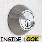 3 Sets Of Keyed Same Door Knob And Double Cylinder Deadbolt, Satin Stainless Steel