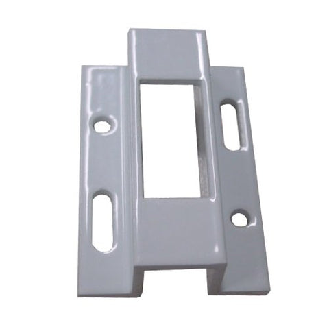 Patio Door Mortise Keeper Pm471White