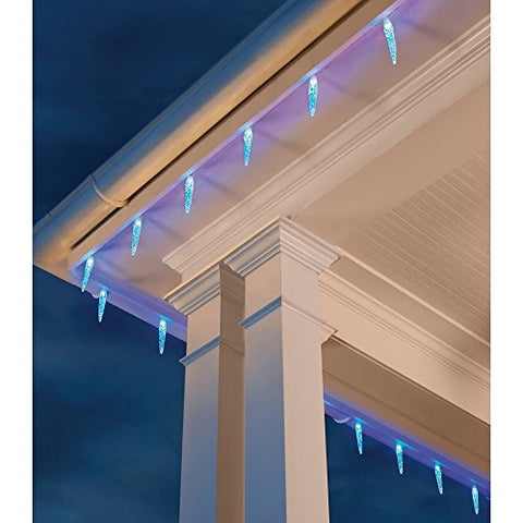 20 Led Motion Ultimate Icicle Lights - Color Changing