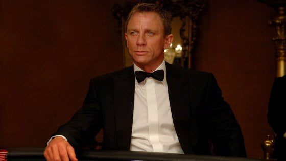 Daniel Craig in James Bond