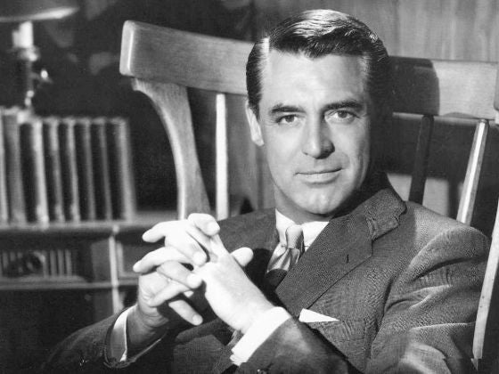 Cary Grant costume