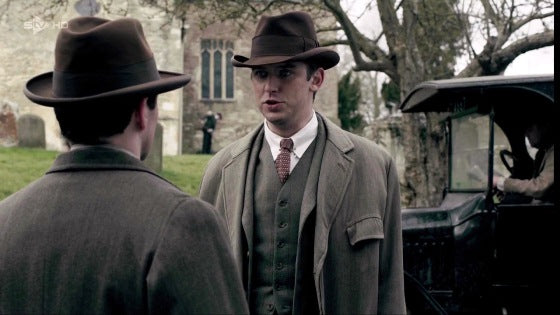 Chapeaux Downton Abbey