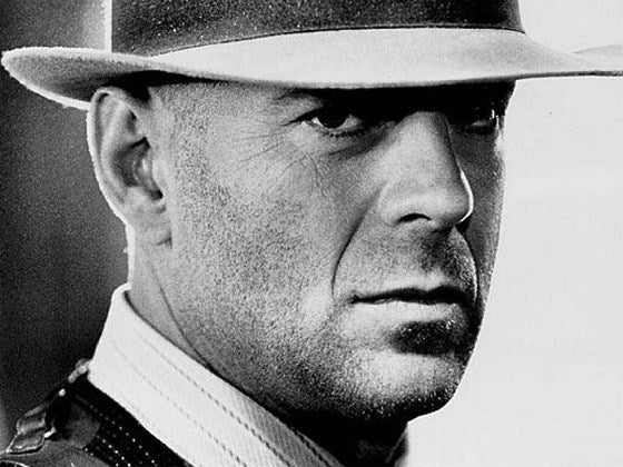 Bruce Willis Gangster