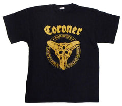 """Gold Logo"" T-Shirt"