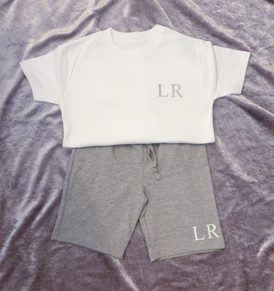 Personalised initial short sets