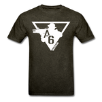 A6 Men's T-Shirt - mineral black