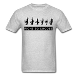 Right to Choose - heather gray
