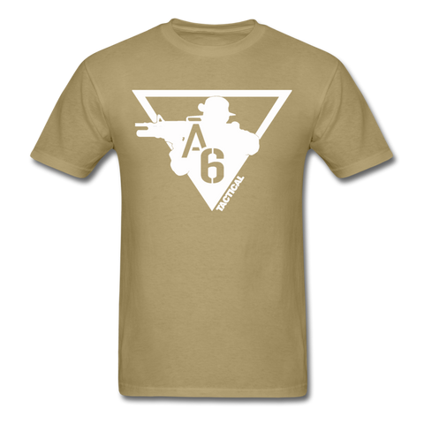 A6 Men's T-Shirt - khaki