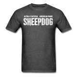 Alpha 6 SheepDog - heather black