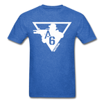 A6 Men's T-Shirt - mineral royal