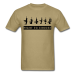 Right to Choose - khaki