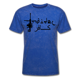 Infidel Men's T-Shirt - mineral royal