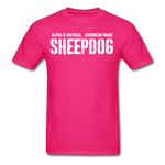 Alpha 6 SheepDog - fuchsia