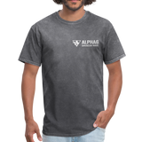 Alpha 6 Peacemakers Shirt - mineral charcoal gray
