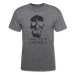 Valhalla - mineral charcoal gray