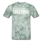 Alpha 6 SheepDog - military green tie dye