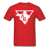 A6 Men's T-Shirt - red