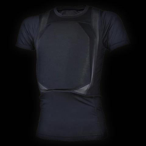 Concealable T-Shirt with Armor