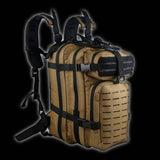 NEW!! Laser Cut 24 Hour Assault Backpack