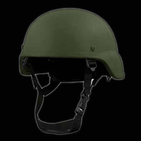 Alpha 6 PASGT Helmet Military Level IIIA Helmet