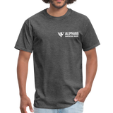Alpha 6 Peacemakers Shirt - heather black