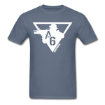 A6 Men's T-Shirt - denim