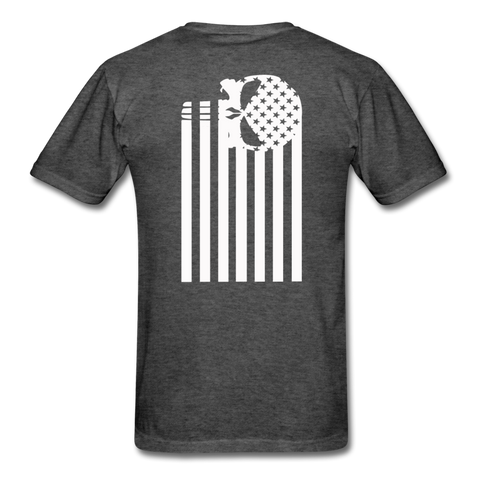 ALPHA 6 AMERICAN MADE - heather black
