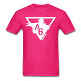 A6 Men's T-Shirt - fuchsia