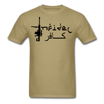 Infidel Men's T-Shirt - khaki