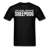 Alpha 6 SheepDog - black