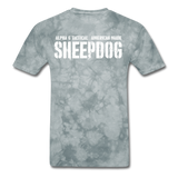 Alpha 6 SheepDog - grey tie dye