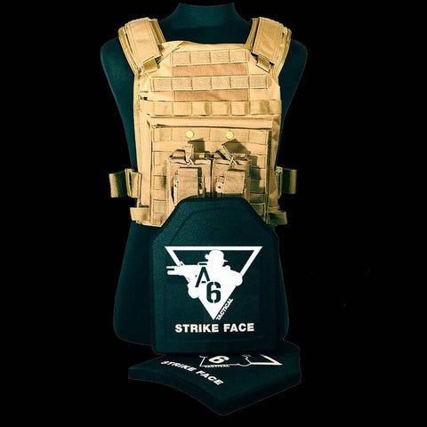 Plate Carrier Package