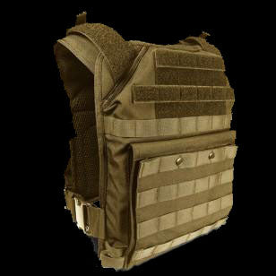 Trident Plate Carrier