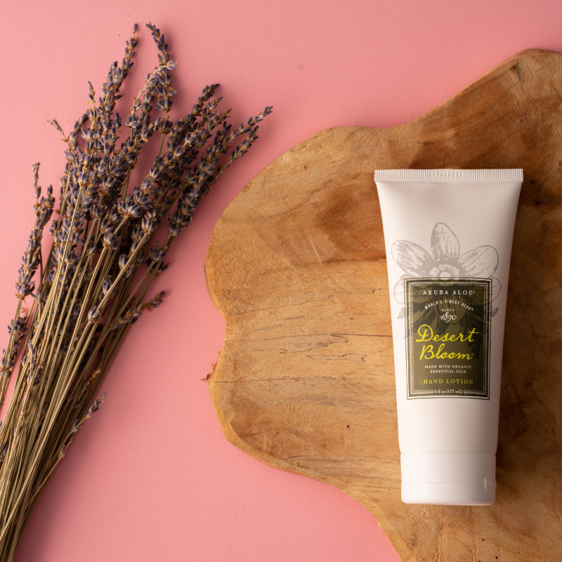 Desert Bloom Hand Care
