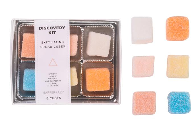 Discovery Kit Exfoliating Sugar Cubes - Aruba Aloe