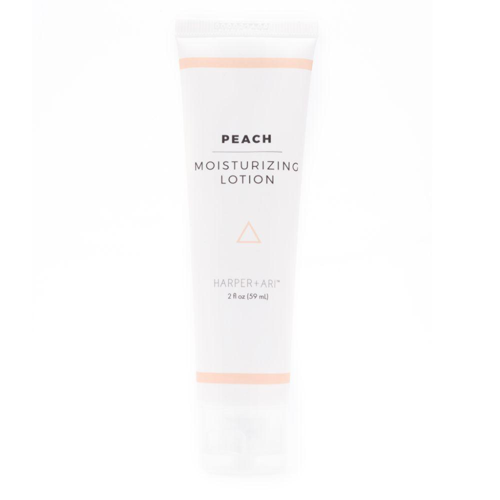 Peach Moisturizing Lotion - 2oz Tube
