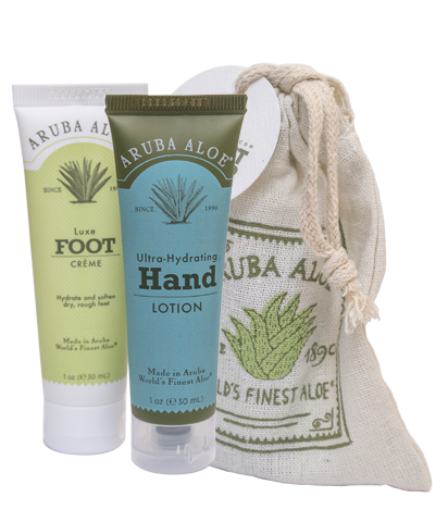 Hand and Foot Travel Duo - Aruba Aloe