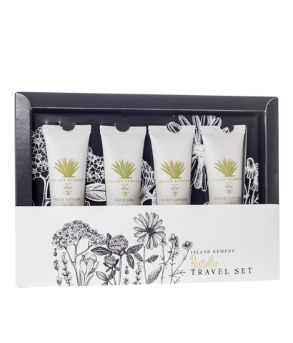 Island Remedy Bestsellers Travel Set - Aruba Aloe