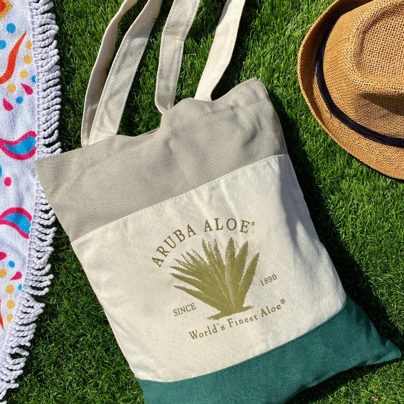 We Are Aloe Tote Bag