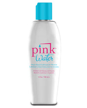 Load image into Gallery viewer, Pink Water Lube - 4.7 oz Flip Top Bottle
