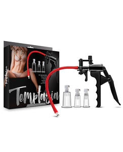 Blush Temptasia Clitoris & Nipple Pleasure Enhancement Pump System