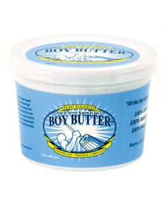 Boy Butter H20 - 4 Different Sizes