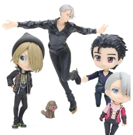 Figurine YURI ON ICE