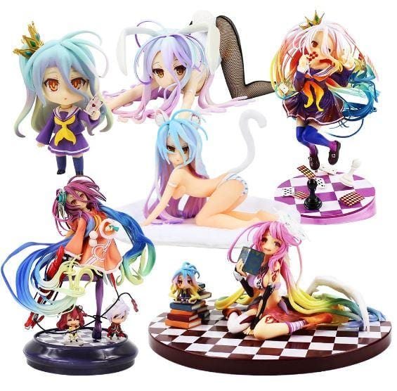 Figurine NO GAME NO LIFE
