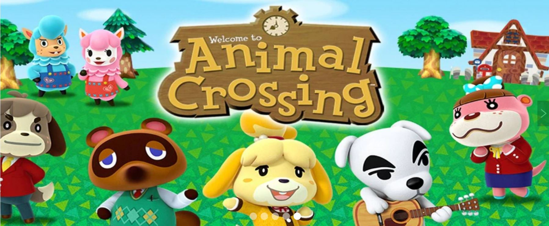 Figurines Animal Crossing